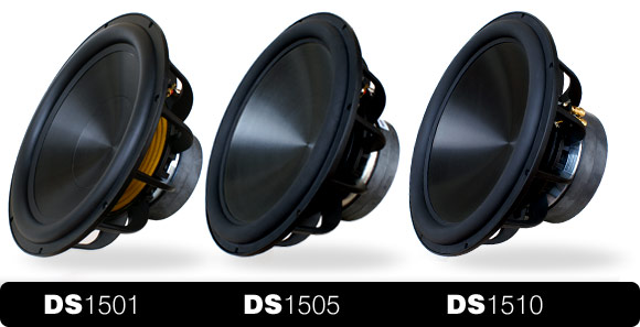 "3 new 15"" drivers"