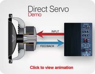 Rythmik Audio • Servo subwoofer products